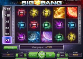 Big Bang Pokie