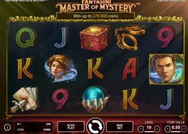 Master of Mystery Pokie Game