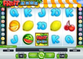 Fruit Shop Pokie