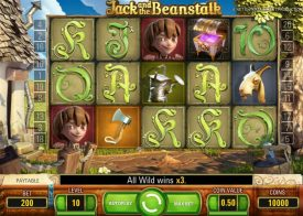 Jack and the Beanstalk Pokie