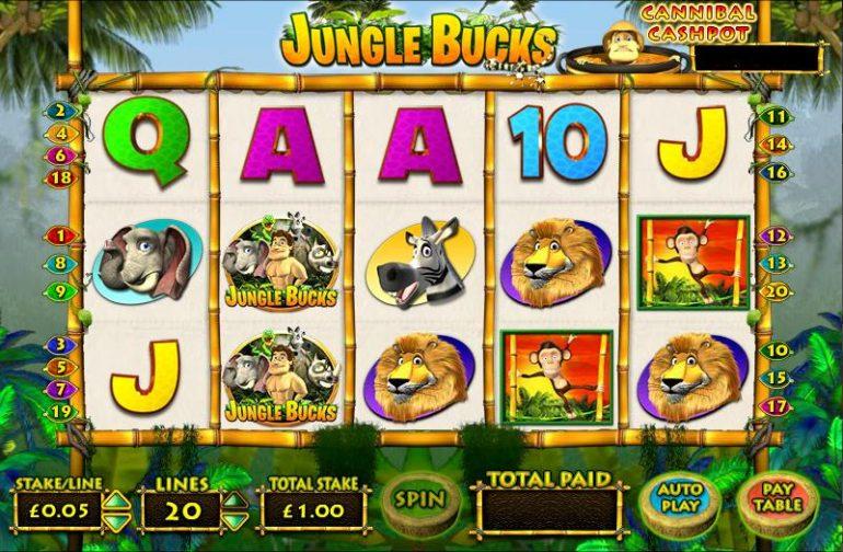 Jungle Bucks