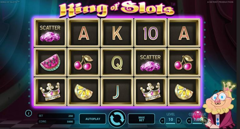 King of Slots Pokie