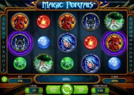 Magic Portals Pokie