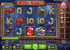 Mythic Maiden Pokie