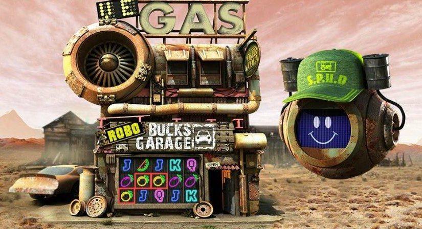 Robo Buck's Garage