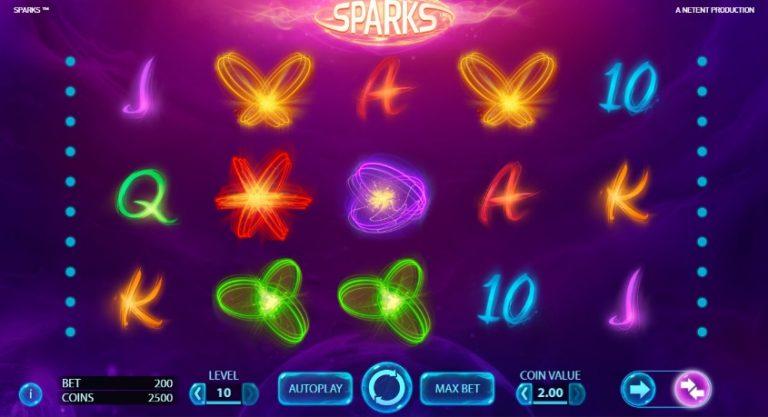 Sparks Pokie